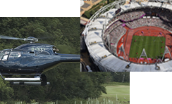 EC120 London Helicopter Tour with Olympic Tour