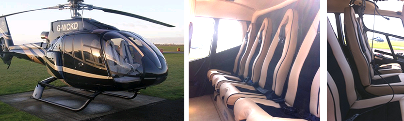 EC130 Helicopter for Sightseeing Tours